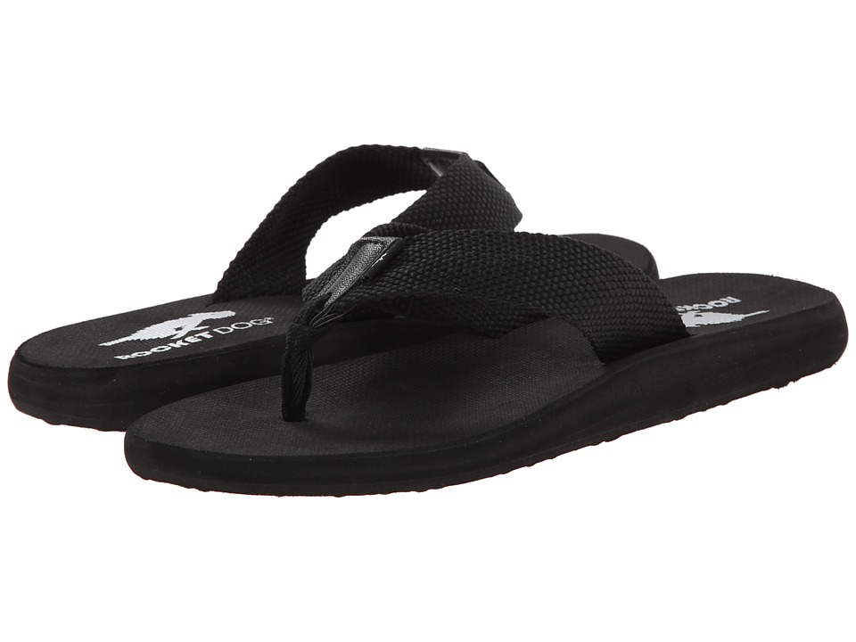 Rocket Dog - Nacho (Black Webbing) Women's Sandals