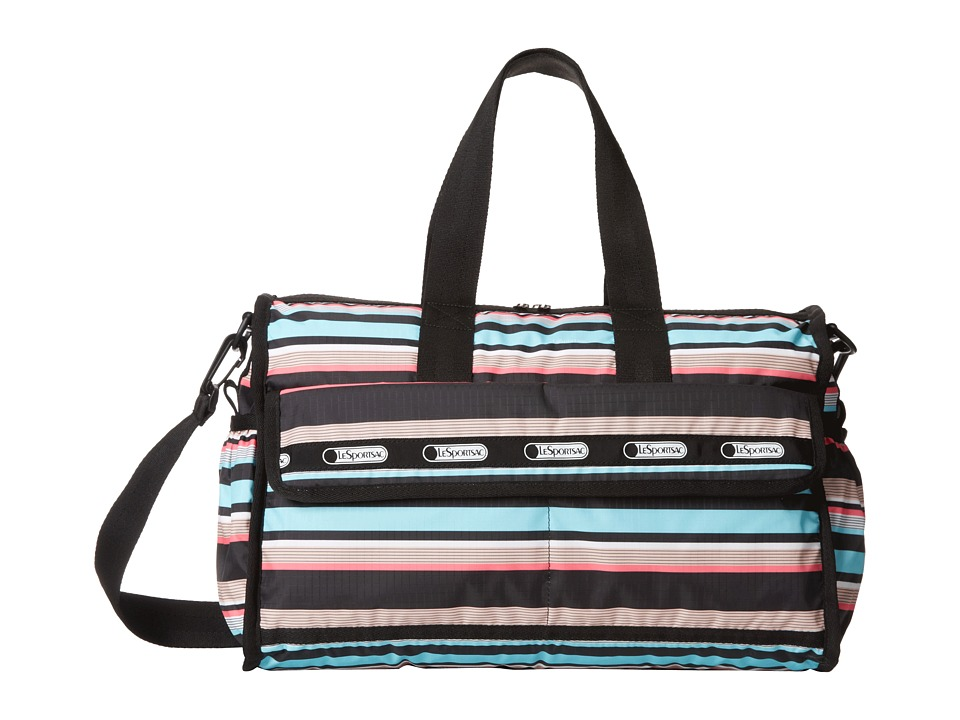 LeSportsac - Baby Travel Bag (Tennis Stripe) Bags