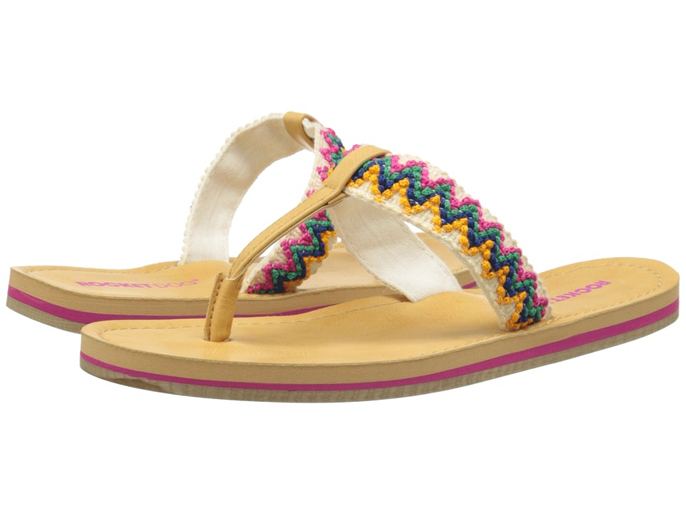 Rocket Dog - Playa (Natural Chevy Cotton) Women's Sandals