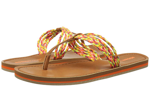 Rocket Dog - Playa (White Multi BF Braid) Women's Sandals