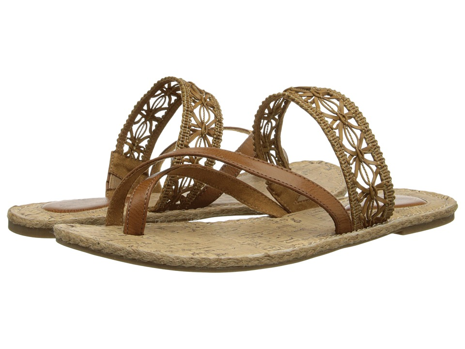 Rocket Dog - Felicia (Tan Island Petal) Women's Sandals