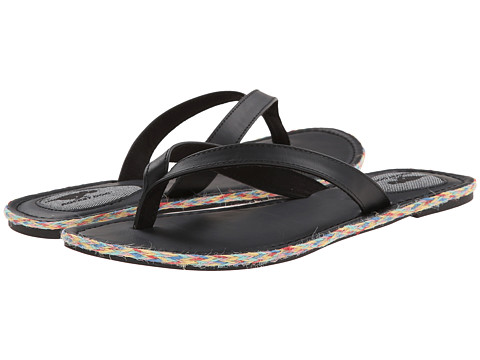 Rocket Dog - Finch (Black Bromley) Women's Sandals