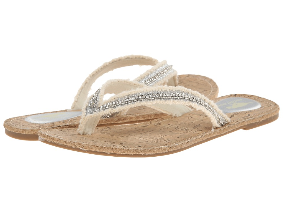 Rocket Dog - Finch (Silver Fancy Flare) Women's Sandals