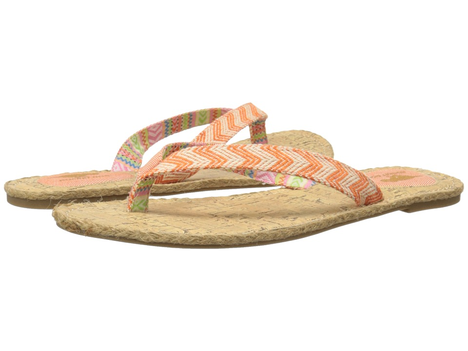 Rocket Dog - Finch (Orange Sunkissed/Waverunner) Women's Sandals