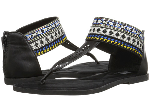 Rocket Dog - Aliz (Black Bromley) Women's Sandals