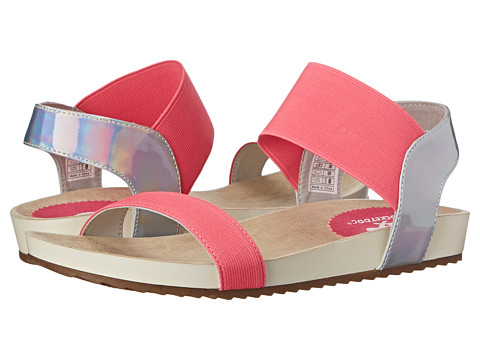 Rocket Dog - Fuji (Pink Elastic/Radar) Women's Sandals