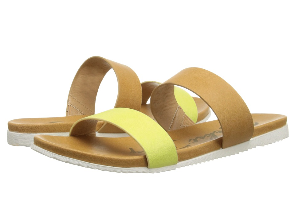 Rocket Dog - Spree (Lime Santa Ana) Women's Sandals