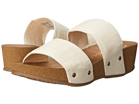 Rocket Dog - Ginnie (Natural Sweatband Gore) Women's Sandals