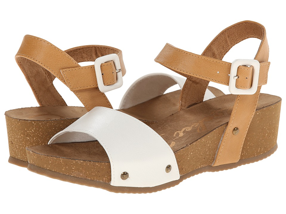 Rocket Dog - Gem (White Santa Ana) Women's Sandals