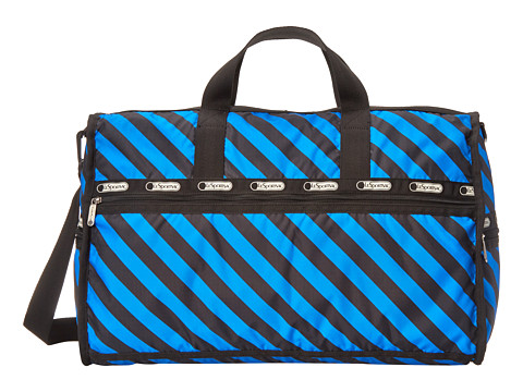 LeSportsac Luggage - Large Weekender (Ace Stripe) Duffel Bags