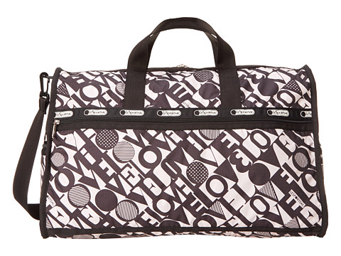 LeSportsac Luggage - Large Weekender (Love Is Bold) Duffel Bags