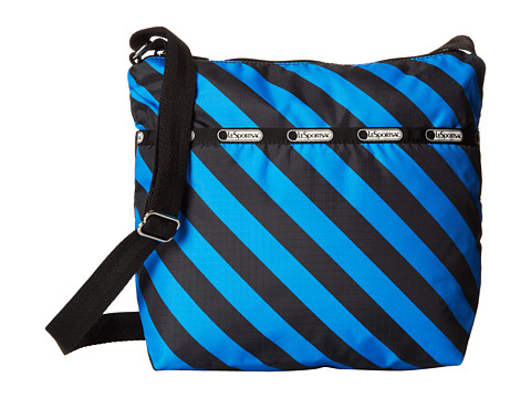 LeSportsac - Small Cleo Crossbody Hobo (Ace Stripe) Cross Body Handbags