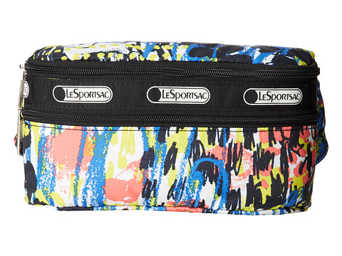 LeSportsac - Double Zip Belt Bag (Blooming) Wallet