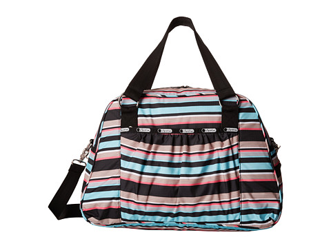 LeSportsac Luggage - Abbey Carry On (Tennis Stripe) Carry on Luggage