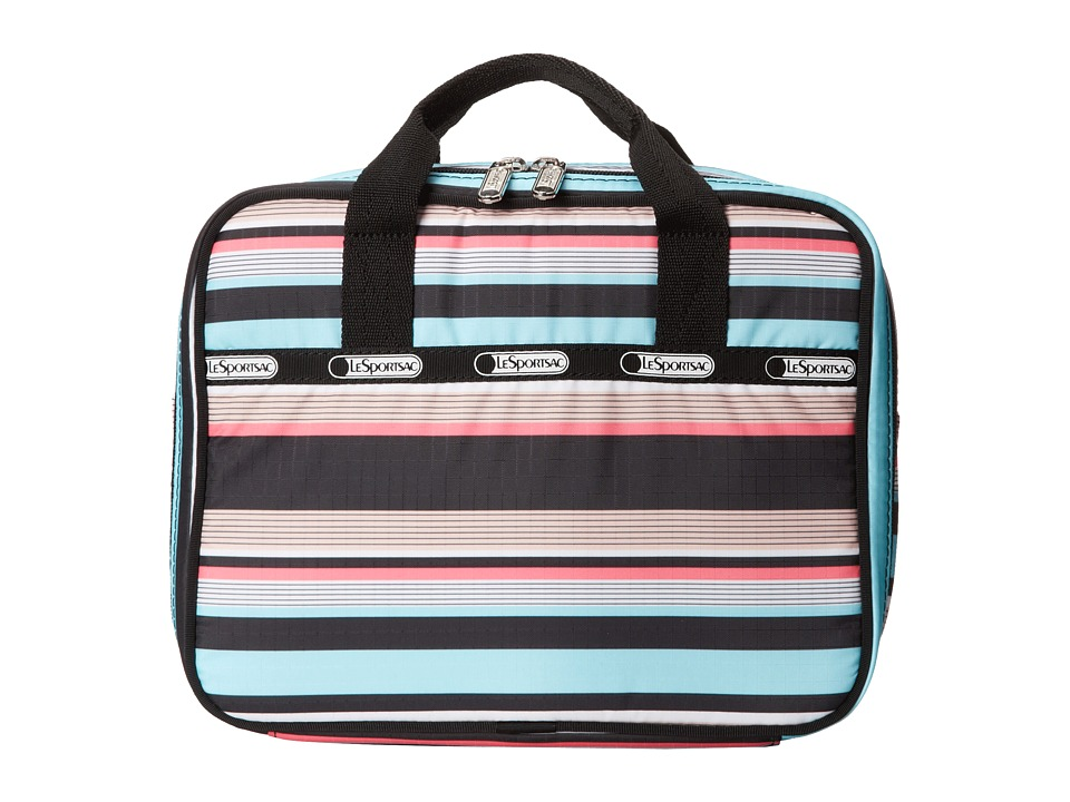 LeSportsac Luggage - Lunch Box (Tennis Stripe) Handbags