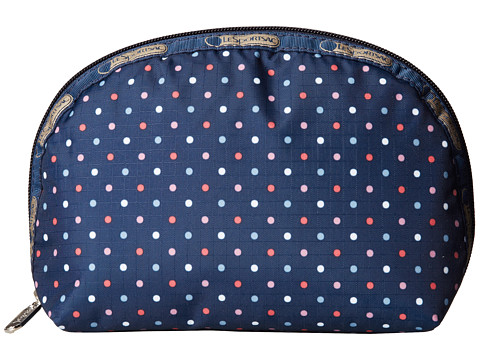 LeSportsac - Medium Dome Cosmetic (Nauticool) Cosmetic Case