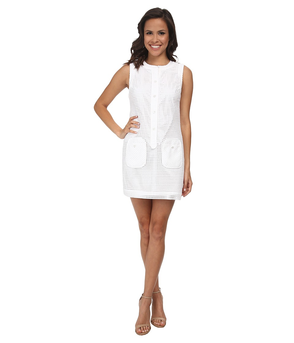 Trina Turk - Lelah 2 Dress (White) Women's Dress