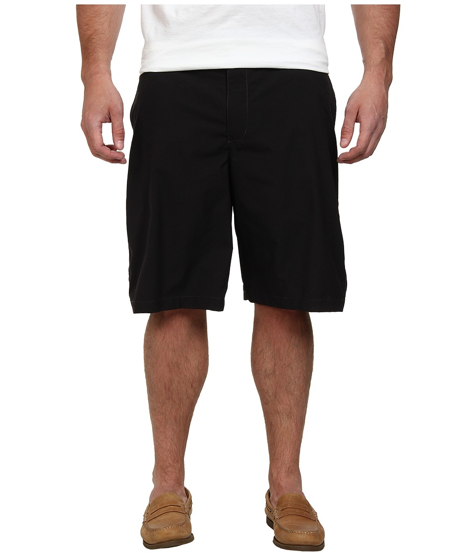 Tommy Bahama Big & Tall - Paradise Pro Short (Black) Men's Shorts