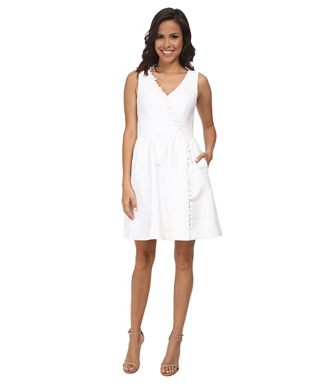 Trina Turk - Alessia Dress (White) Women