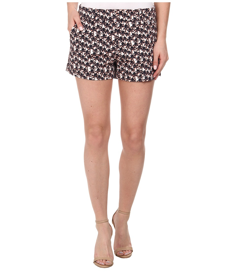 Trina Turk - Corbin 3 Short (Papaya) Women's Shorts
