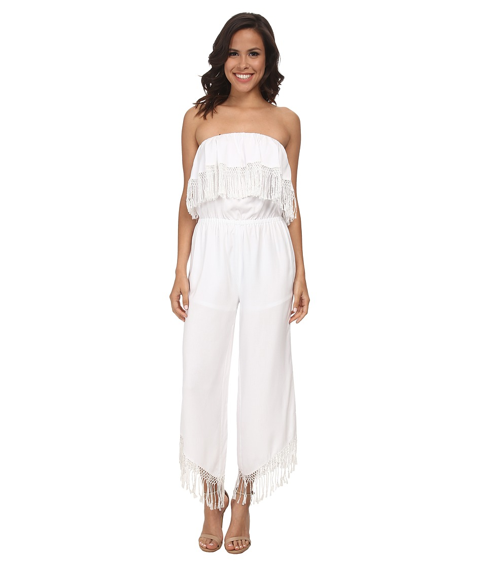 Trina Turk - Arista Jumpsuit (White) Women's Jumpsuit & Rompers One Piece