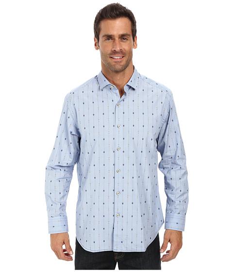 Tommy Bahama - Cayman Clipper Shirt (Light Sky) Men