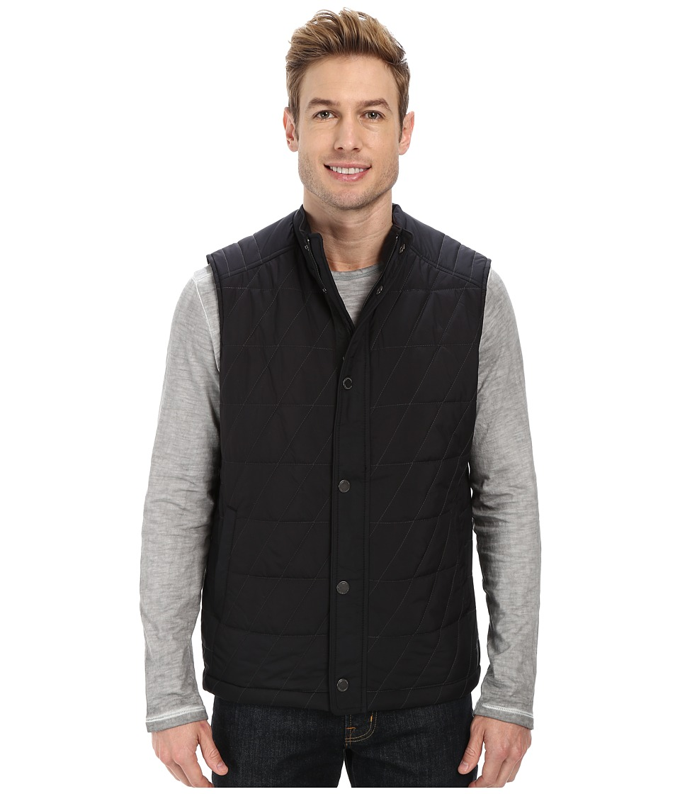 Tommy Bahama - South By South Vest (Black) Men's Vest