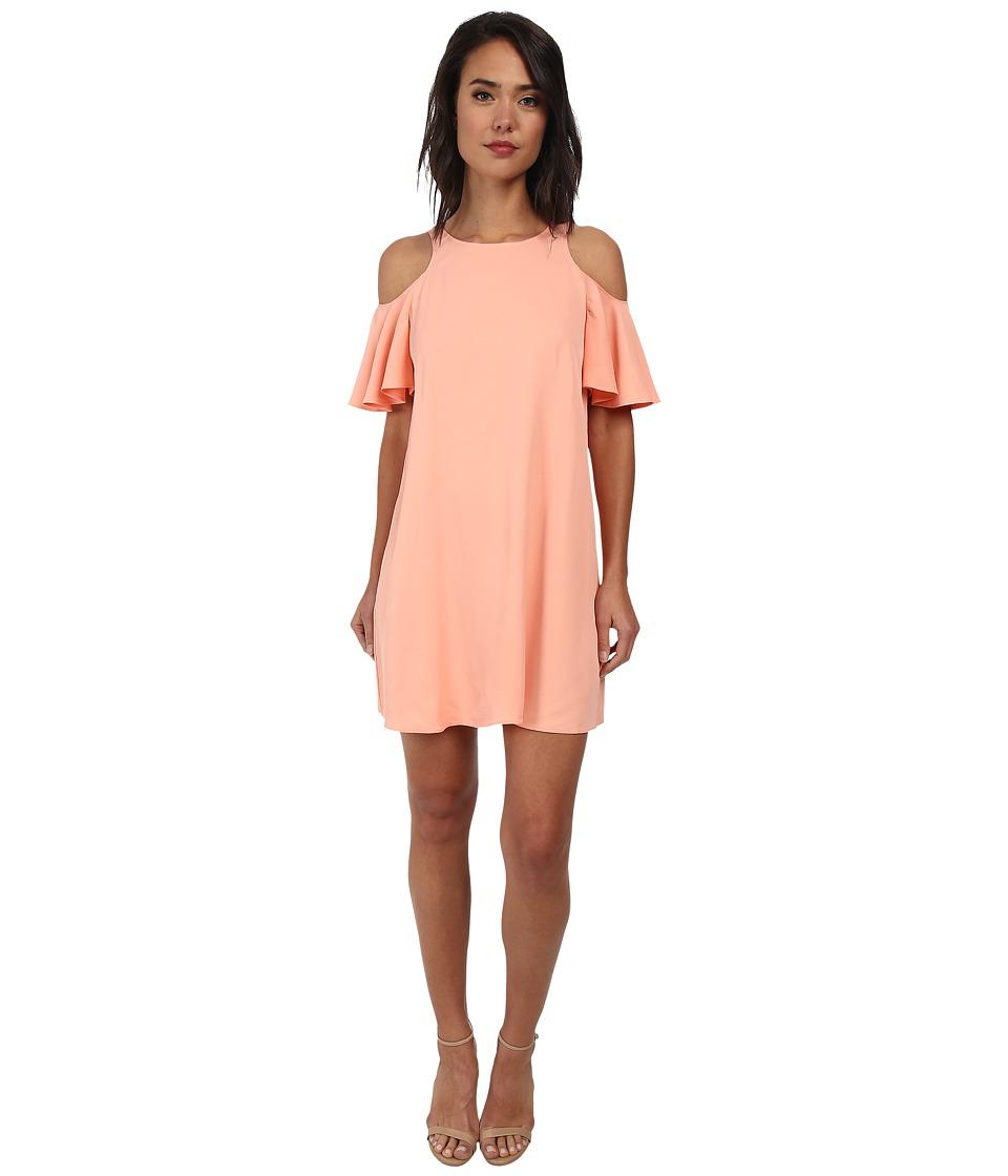 Rachel Zoe - Duvall Dress (Peche) Women's Dress
