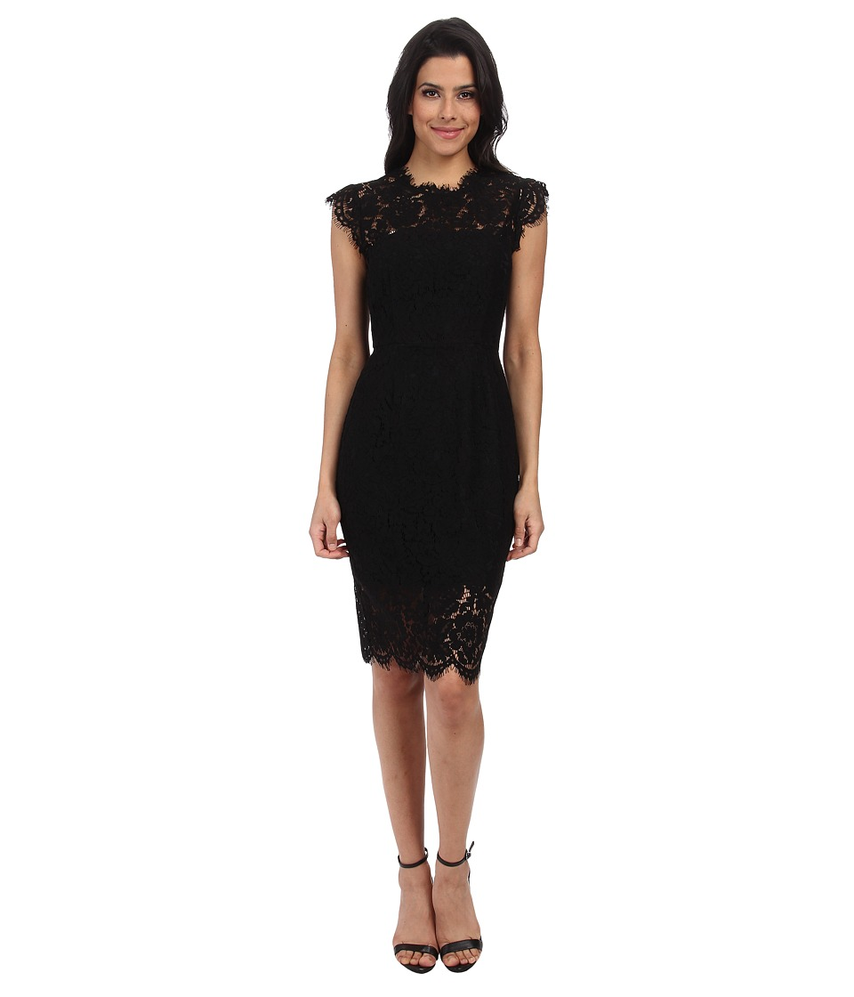 Rachel Zoe - Suzette Dress (Black) Women's Dress