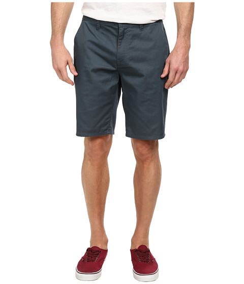 KR3W - Klassic Chino Short (Dark Teal) Men's Shorts