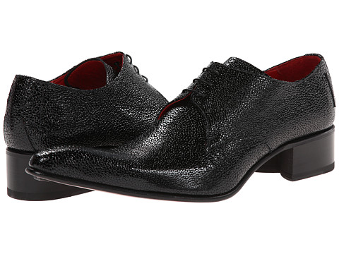 Jeffery-West - Geko Gibson (Black) Men's Shoes