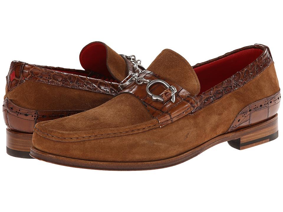 Jeffery-West - Habit (Cognac) Men's Shoes