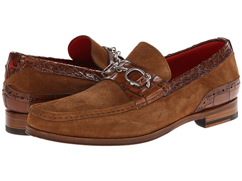 Jeffery-West - Habit (Cognac) Men's Shoes