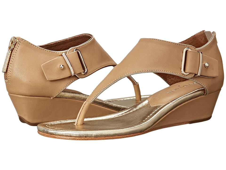 Donald J Pliner - Dian (Natural/Platinum) Women's Wedge Shoes
