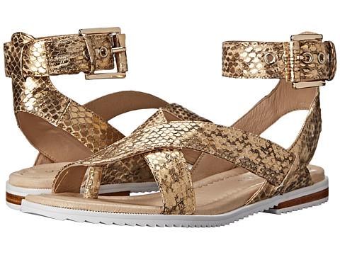 Donald J Pliner - Lyla (Natural Desert Snake Print) Women's Sandals