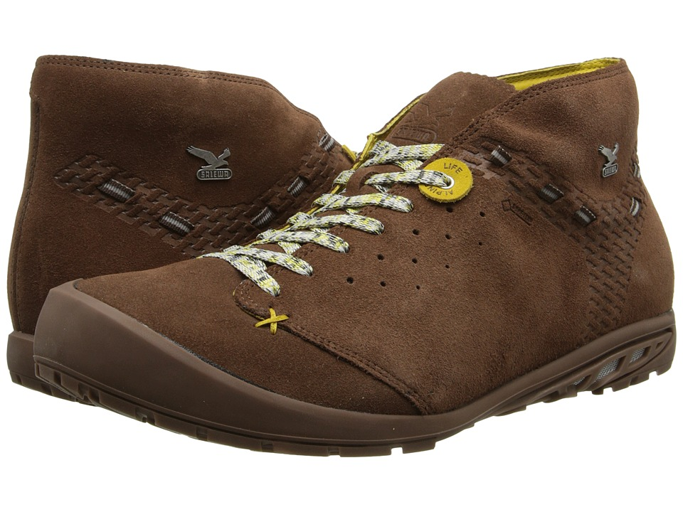 SALEWA - MS Escape Mid GTX (Chocolate/Gneiss) Men's Boots