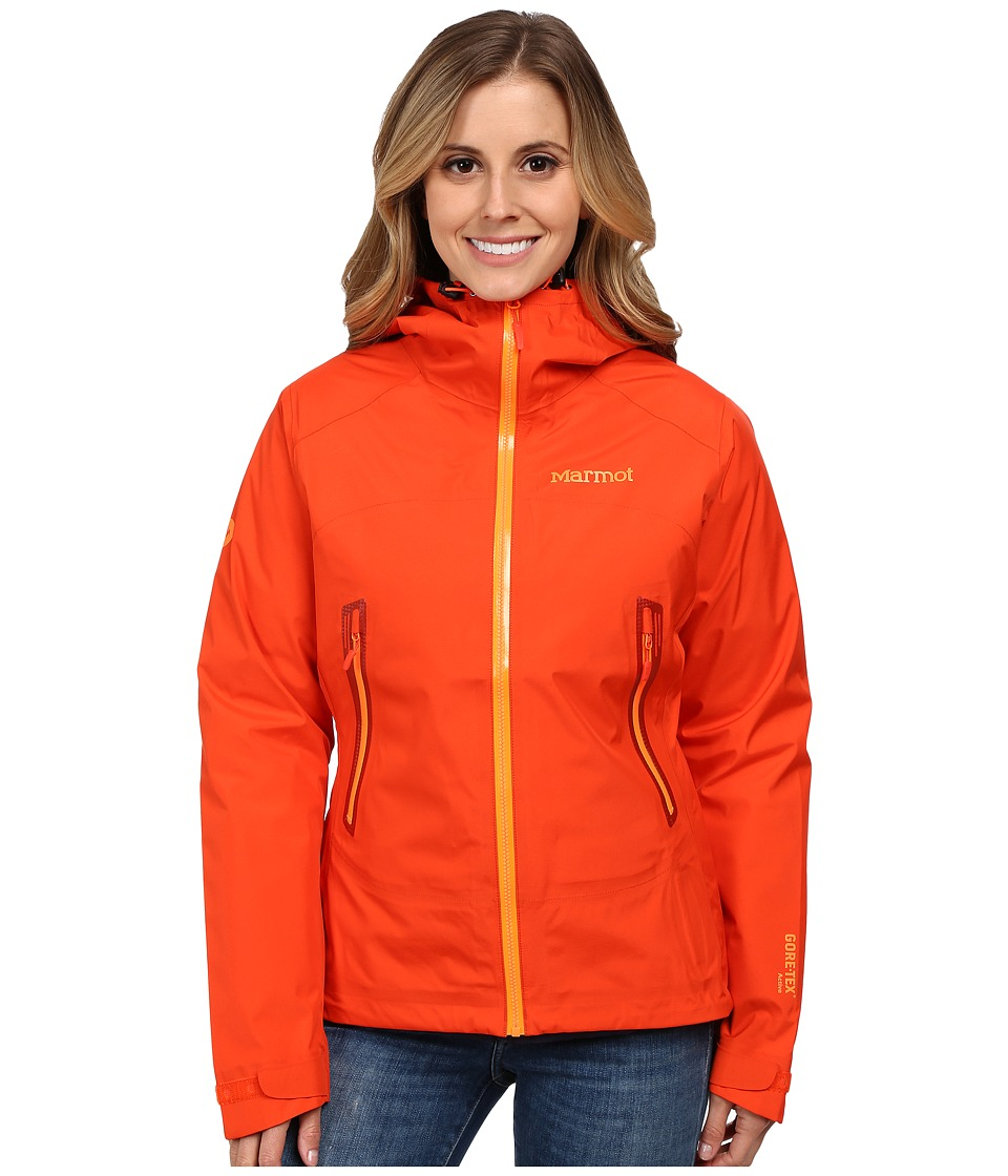Marmot - Nano AS Jacket (Coral Sunset) Women's Coat