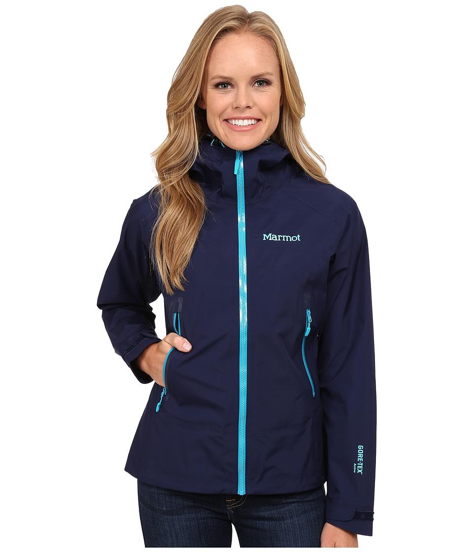 Marmot - Nano AS Jacket (Arctic Navy) Women's Coat