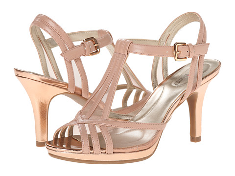 Bandolino - Sema (Light Pink/Light Pink Synthetic) High Heels