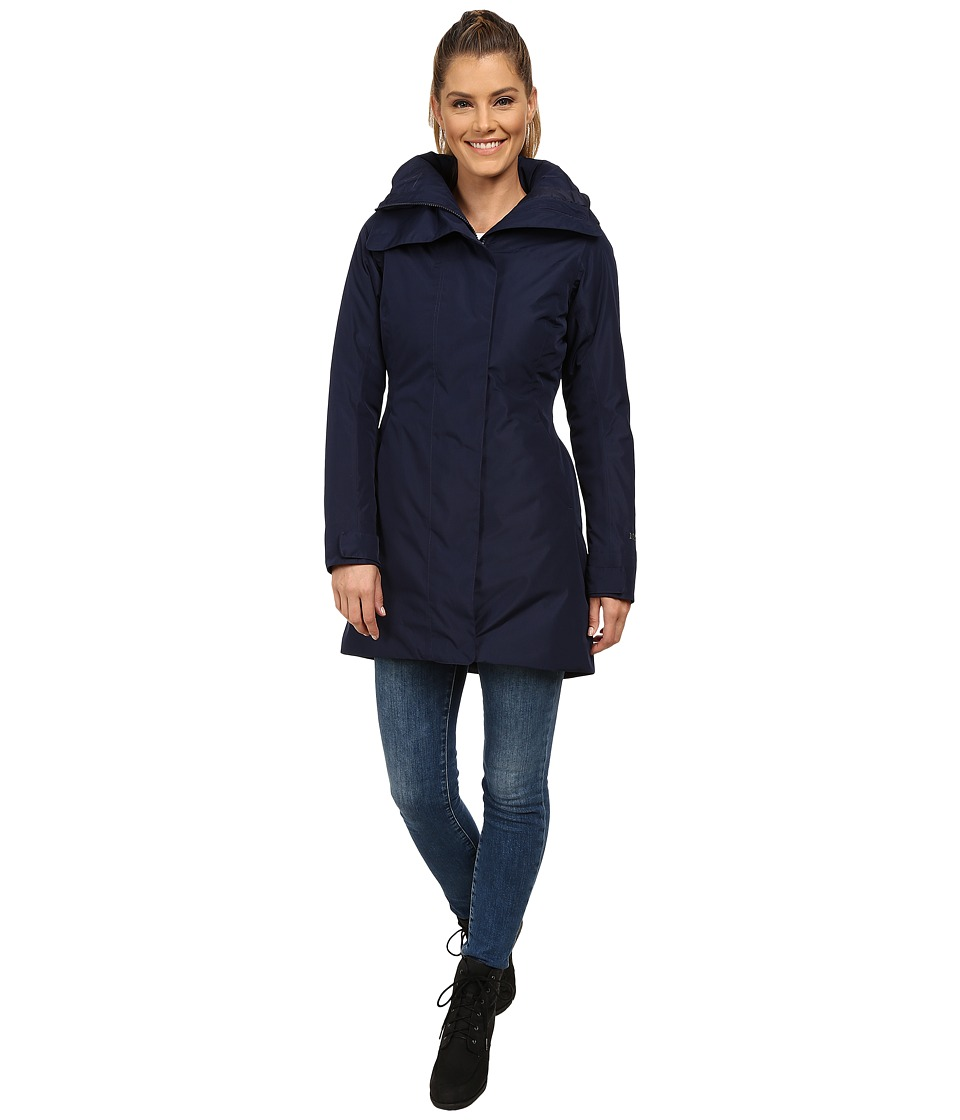 Marmot - Downtown Component Jacket (Midnight Navy) Women's Jacket