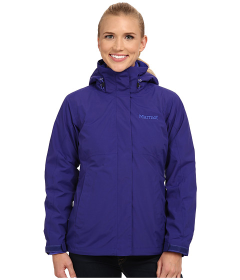 Marmot - Cosset Component Jacket (Midnight Purple) Women's Coat