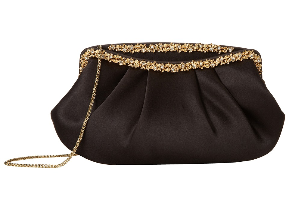 Nina - Armand-A (Black/Gold) Handbags