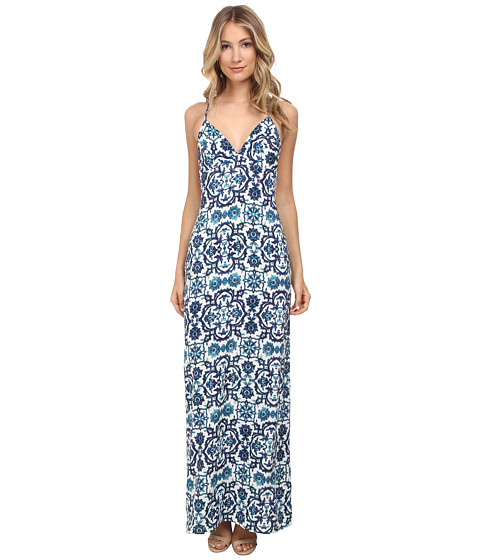 StyleStalker - Ming Maxi Dress (Ming Print) Women's Dress