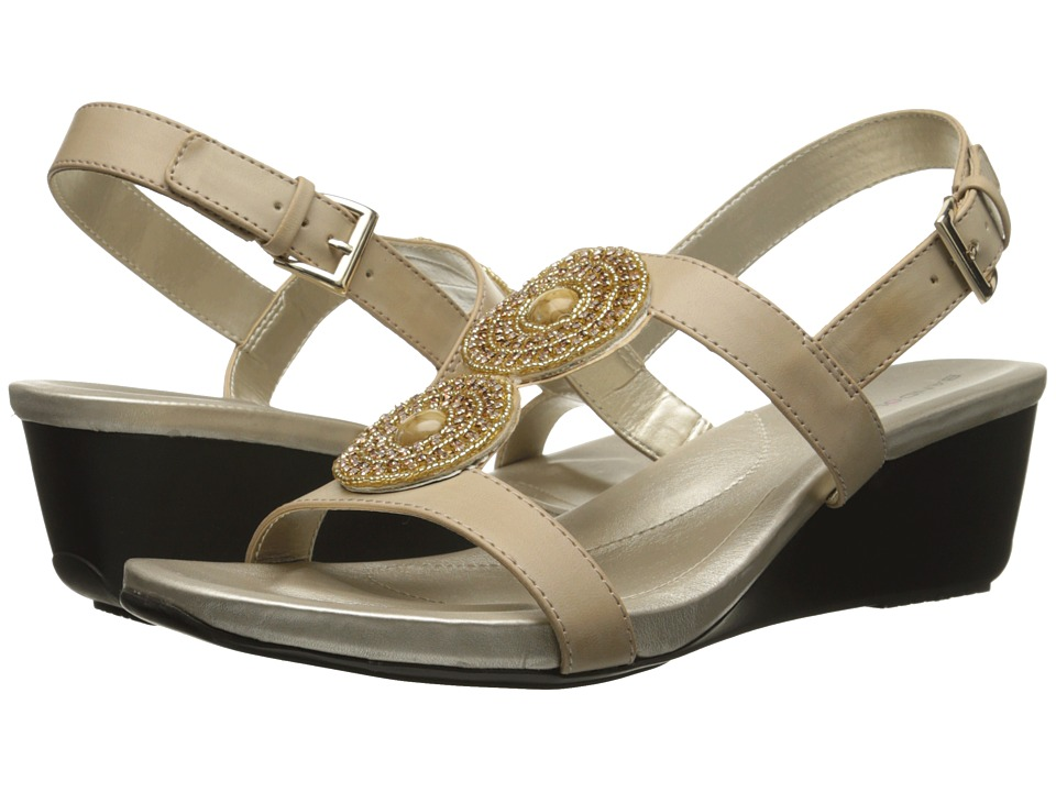 Bandolino - Heelda (Light Natural Synthetic) Women's Shoes