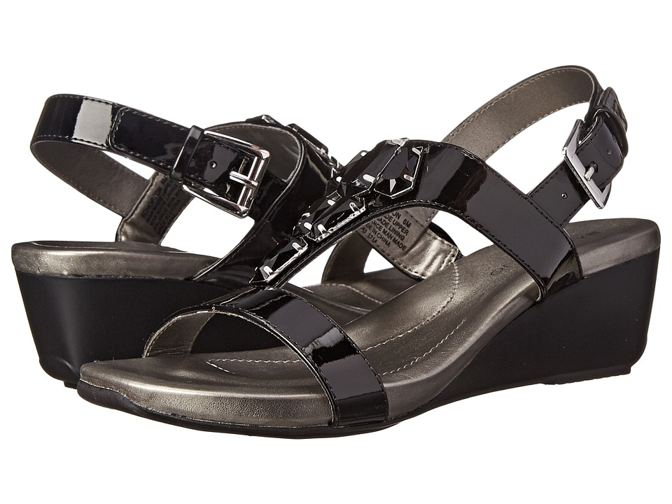 Bandolino Hopton (Black Synthetic) Women