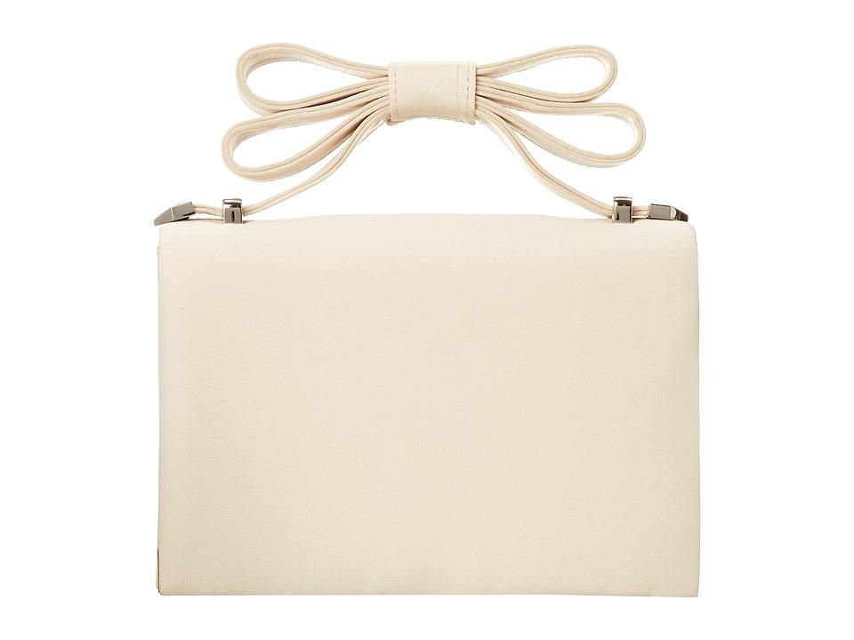 Nina - Abegail (Champagne) Handbags