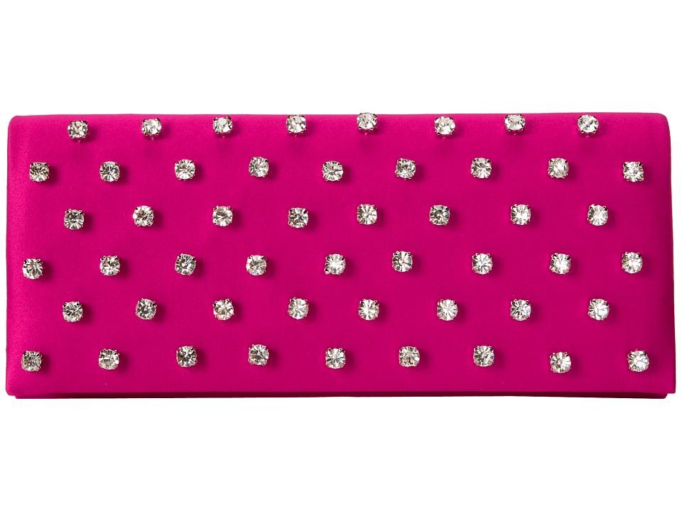 Nina - Aeryn (Fuchsia/Silver) Handbags