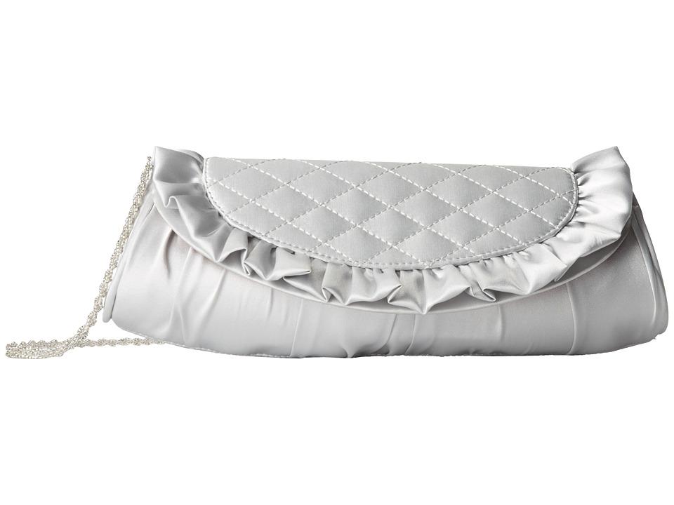 Nina - Aletha (Silver) Handbags