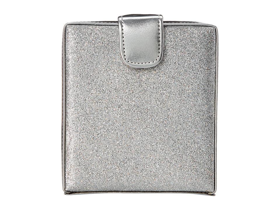 Nina - Alannis (Silver) Handbags