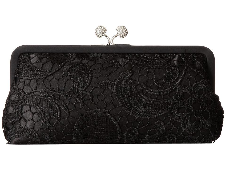 Nina - Airla (Black/Black) Handbags